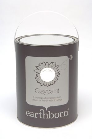 White Earthborn Claypaint | London Lime